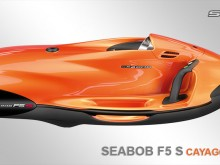 SEABOB F5 CAYAGO Orange