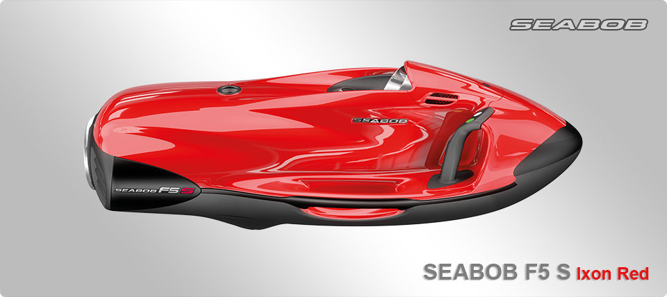 SEABOB F5 xon red